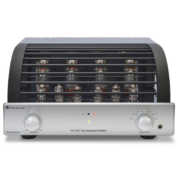 Ламповый стереоусилитель PrimaLuna Evolution 300 Int Silver ламповый стереоусилитель cary audio design cad 300 sei silver