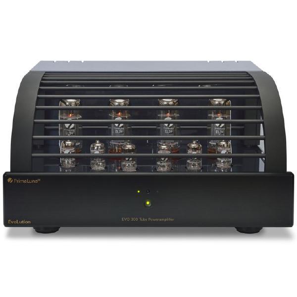 Ламповый стереоусилитель мощности PrimaLuna Evolution 300 Power Black ламповый моноусилитель мощности cary audio design cad 211 founders edition black