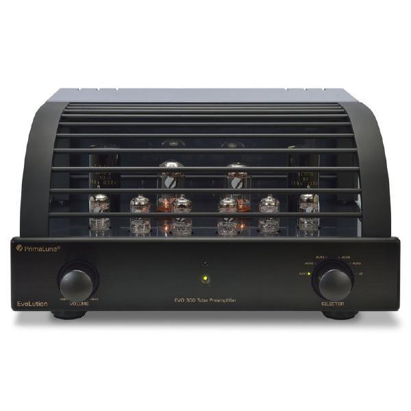 Ламповый предусилитель PrimaLuna Evolution 300 Pre Black цены