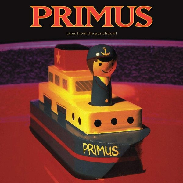 Primus Primus - Tales From The Punchbowl (2 LP) цена
