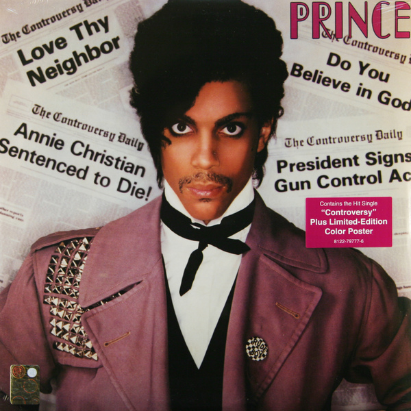 Prince Prince - Controversy prince prince dirty mind