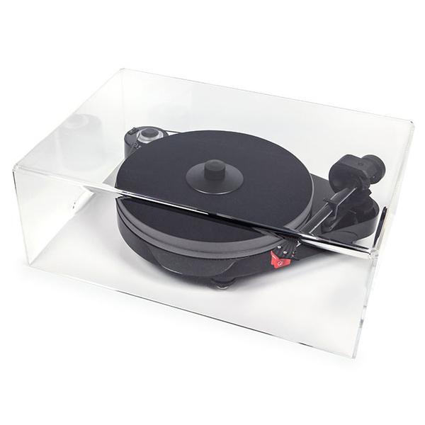 лучшая цена Крышка для винилового проигрывателя Pro-Ject Cover It RPM 5/9 Carbon