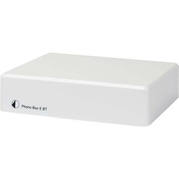 Фонокорректор Pro-Ject Phono Box E BT White цена и фото
