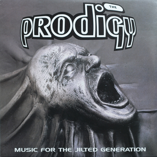 Prodigy Prodigy - Music For The Jilted Generation (2 LP) prodigy prodigy no tourists 2 lp