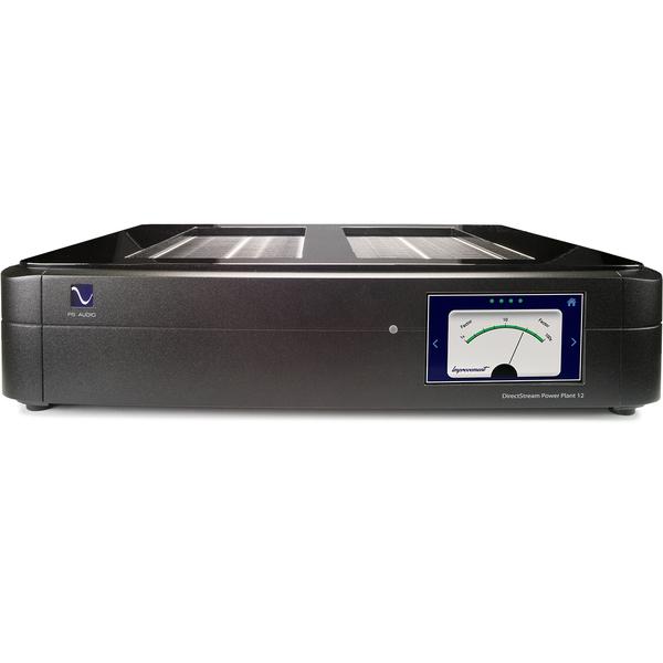 лучшая цена Сетевой фильтр PS Audio DirectStream Power Plant 12 Black