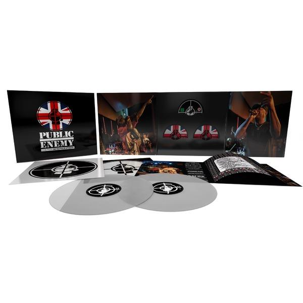 Public Enemy Public Enemy - Live At Metropolis Studios (2 Lp+2 Cd+br) цена