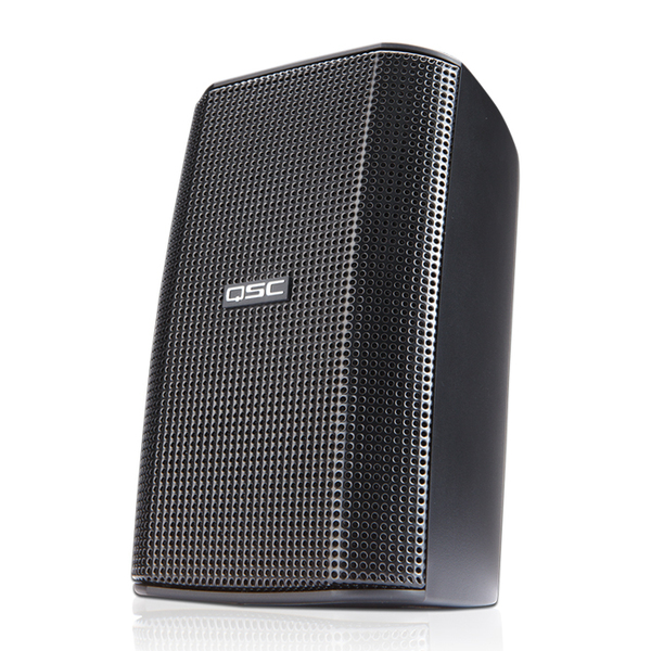 Всепогодная акустика QSC AD-S32T Black подвесной громкоговоритель qsc ad p6t white