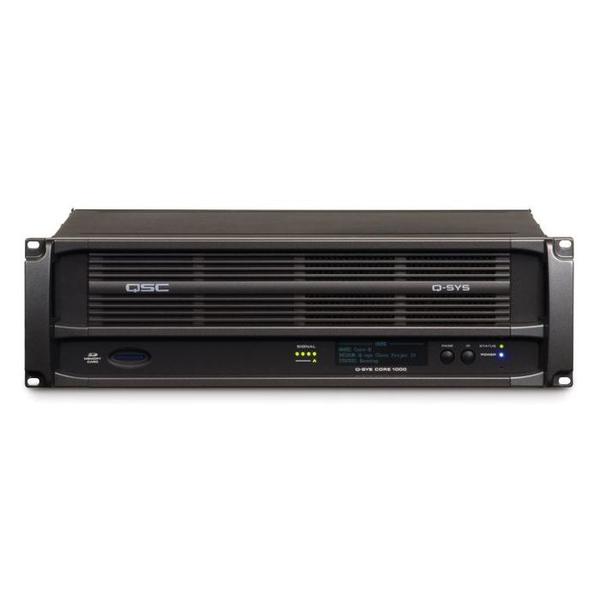 Контроллер/аудиопроцессор qsc core 1000
