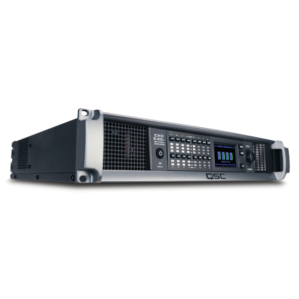 Профессиональный усилитель мощности QSC CXD8.8Qn цены онлайн