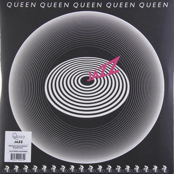 QUEEN QUEEN - Jazz (180 Gr) queen queen jazz lp