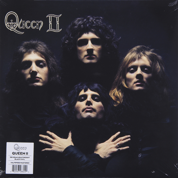 QUEEN QUEEN - Queen Ii (180 Gr) queen queen news of the world 180 gr