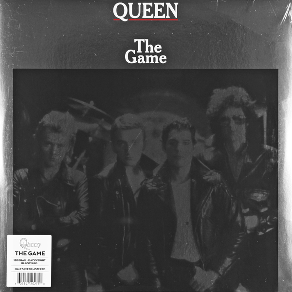 QUEEN QUEEN - The Game (180 Gr) queen queen news of the world 180 gr