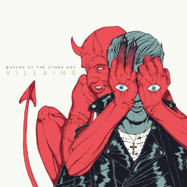 Queens Of The Stone Age Queens Of The Stone Age - Villains (2 LP)