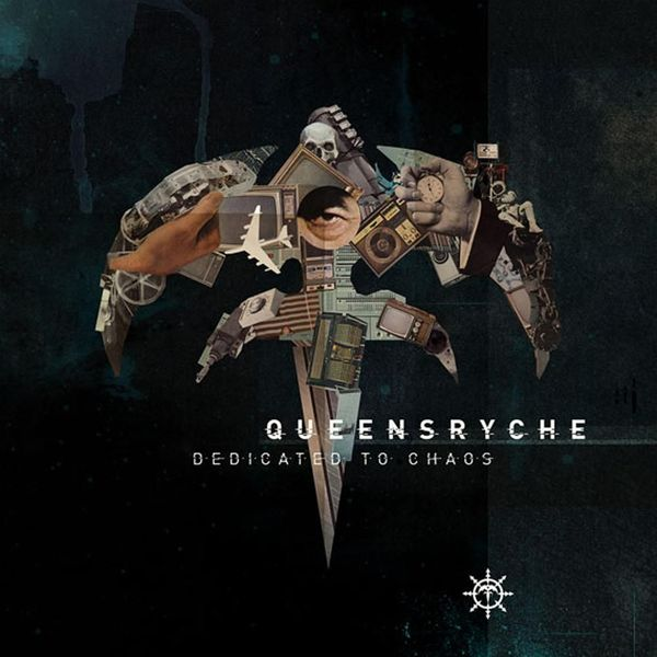 Queensryche Queensryche - Dedicated To Chaos (2 LP) chaos панама chaos stratus sombrero