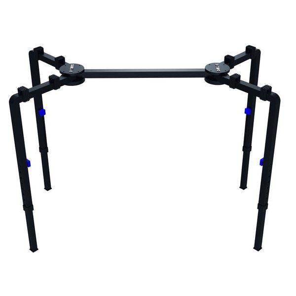 Аксессуар для концертного оборудования Quik Lok Универсальная стойка WS-650 аксессуар для концертного оборудования roland кейс для клавишных rrc 76w