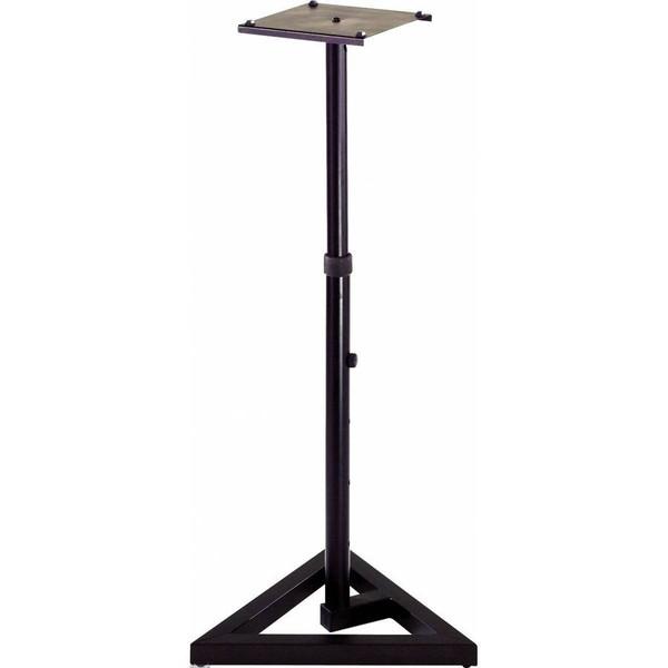 Стойка для студийного монитора Quik Lok BS300 Black микрофонная стойка quik lok a114 ch