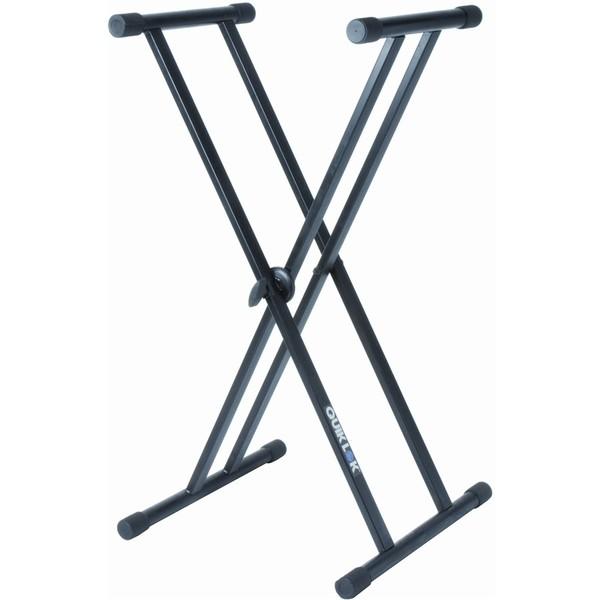 Стойка для клавишных Quik Lok T20 BK стойка для клавишных korg stb1 wh
