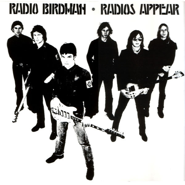 Radio Birdman Radio Birdman - Radios Appear printio birdman