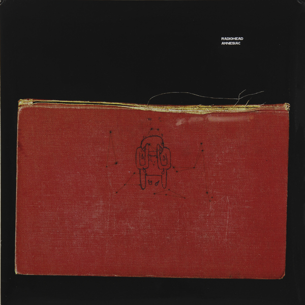 лучшая цена Radiohead Radiohead - Amnesiac (2 Lp, 45 Rpm)
