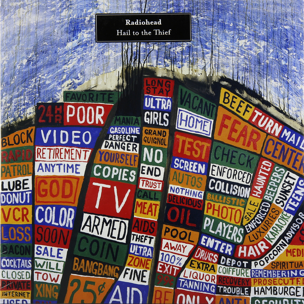 Radiohead Radiohead - Hail To The Thief (2 LP) недорго, оригинальная цена
