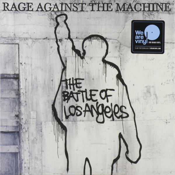 Rage Against The Machine Rage Against The Machine - Battle Of Los Angeles (180 Gr) недорго, оригинальная цена