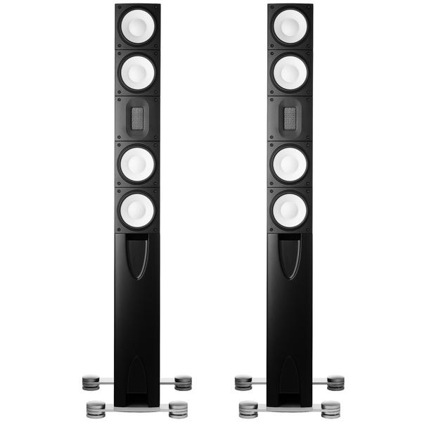 Напольная акустика Raidho X-3 Piano Black lileng 821 usb powered 3 blade 2 mode fan black 4 x aa