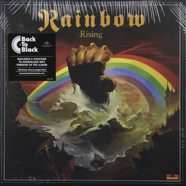лучшая цена Rainbow Rainbow - Rising (180 Gr)