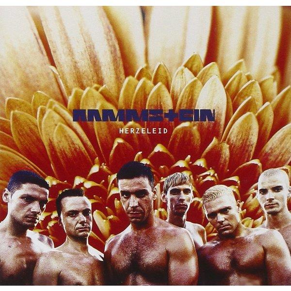 Rammstein Rammstein - Herzeleid (2 LP) цена и фото