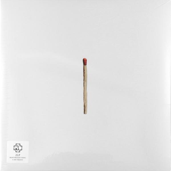 Rammstein Rammstein - Rammstein (2 LP) цена и фото