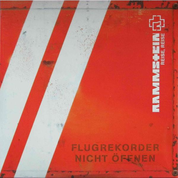 Rammstein Rammstein - Reise Reise (2 Lp, 180 Gr) цена и фото