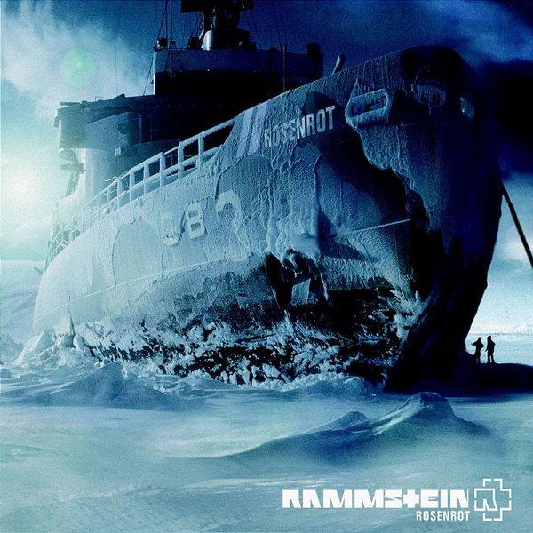 Rammstein Rammstein - Rosenrot (2 LP) цена и фото