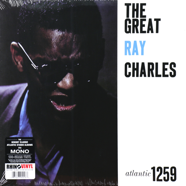Ray Charles Ray Charles - The Great Ray Charles (180 Gr) сумка charles