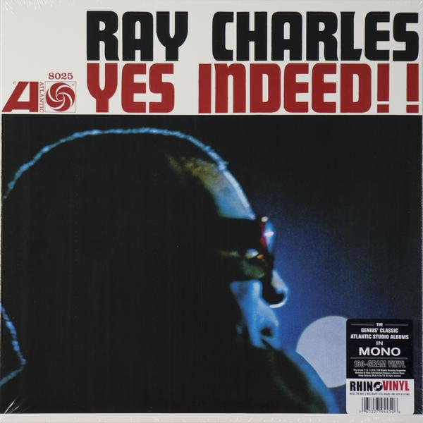 Ray Charles Ray Charles - Yes Indeed! (180 Gr) сумка charles