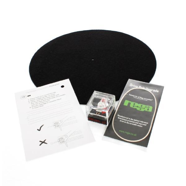 Товар (аксессуар для винила) Rega Комплект для апгрейда винилового проигрывателя Planar 2 Performance Pack пассик для винилового проигрывателя rega upgrade belt