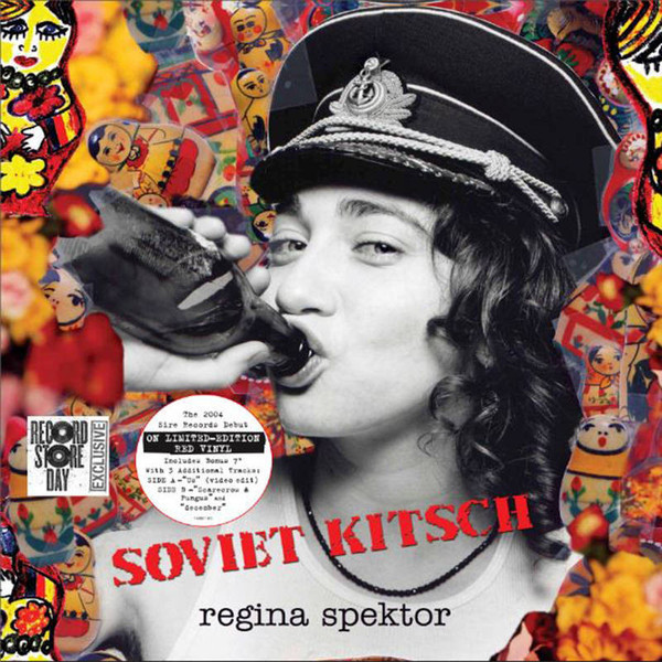 лучшая цена Regina Spektor Regina Spektor - Soviet Kitsch (lp + 7 )