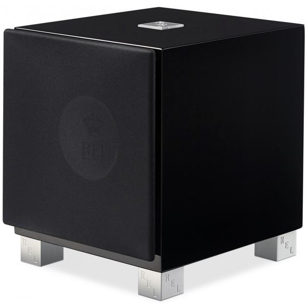Активный сабвуфер REL T7i Piano Black пассивный излучатель wavecor pr312wa03 01 1 шт