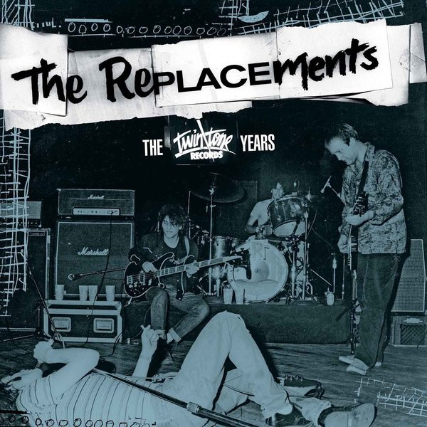 Replacements Replacements - The Twin/tone Years (4 LP) replacements replacements let it be