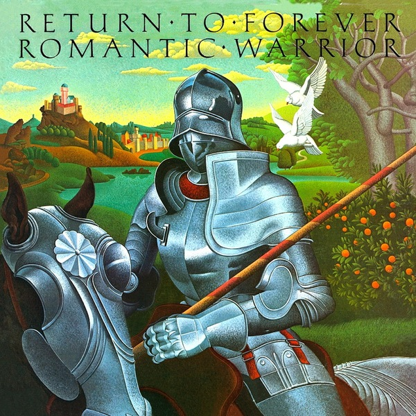 Картинка для Return To Forever Return To Forever - Romantic Warrior