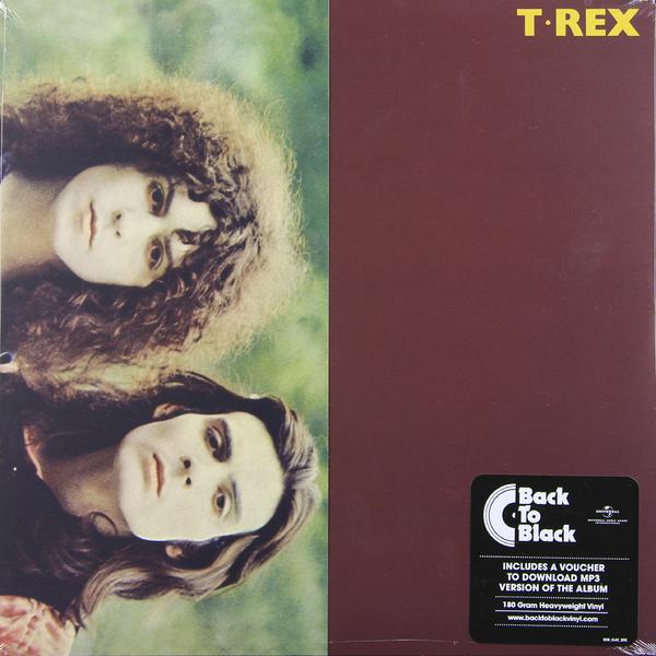 купить T. Rex T. Rex - T. Rex (180 Gr) по цене 1820 рублей