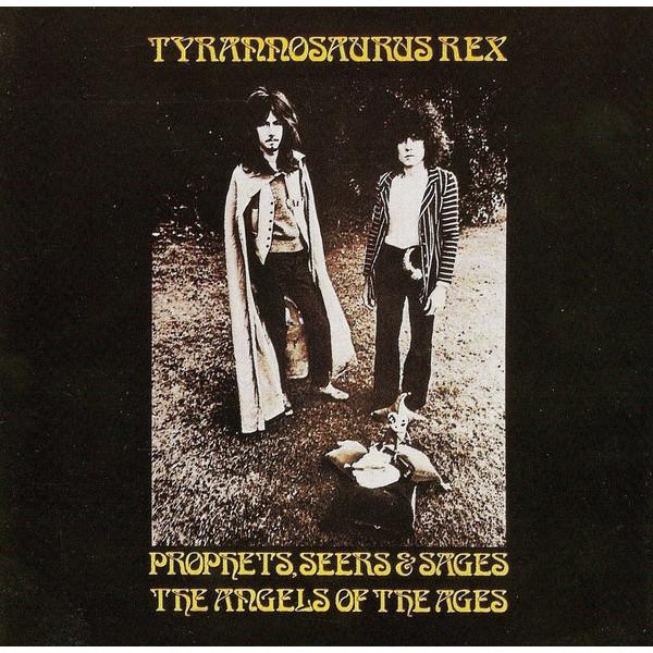купить T. Rex T. Rex - Prophets, Seers And Sages… (2 LP) по цене 2180 рублей