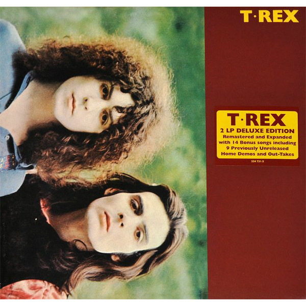 T. Rex T. Rex - T. Rex (2 LP) uncle milton динопедия t rex