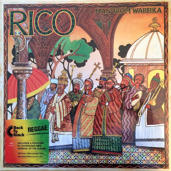 лучшая цена RICO RICO - Man From Wareika