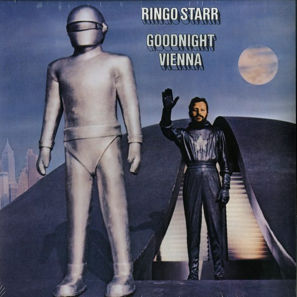 Ringo Starr Ringo Starr - Goodnight Vienna ringo starr ringo starr postcards from paradise