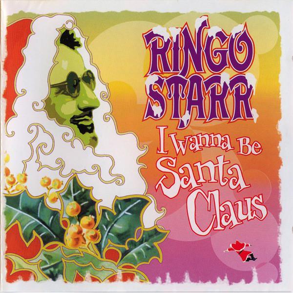 Ringo Starr Ringo Starr - I Wanna Be Santa Claus цены онлайн