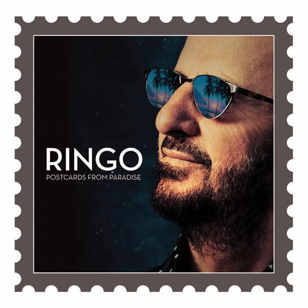 Ringo Starr Ringo Starr - Postcards From Paradise ringo starr ringo starr postcards from paradise