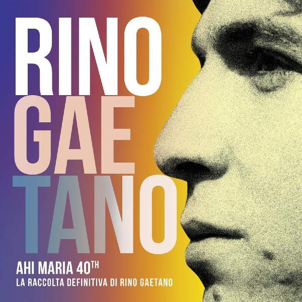 Rino Gaetano Rino Gaetano - Ahi Maria 40th - La Raccolta Definitiva Di Rino Gaetano (2 Lp, 180 Gr) coat rino