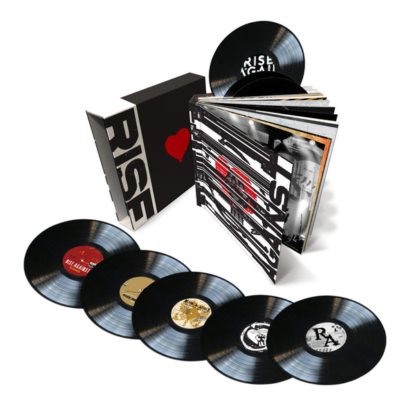 Rise Against Rise Against - Rise (8 LP) цены