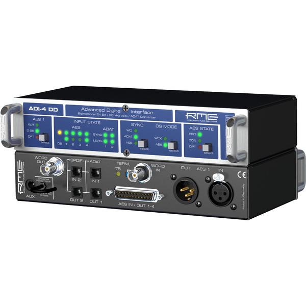 Контроллер/Аудиопроцессор RME Аудиоконвертер ADI-4 DD rme madiface page 5