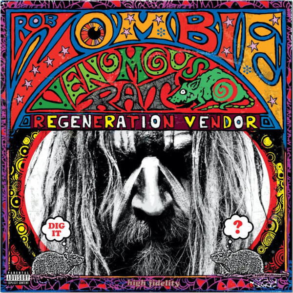 Rob Zombie Rob Zombie - Venomous Rat Regeneration Vendor