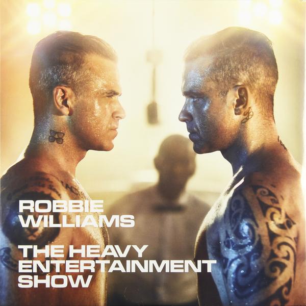 цена на Robbie Williams Robbie Williams - Heavy Entertainment Show (2 LP)